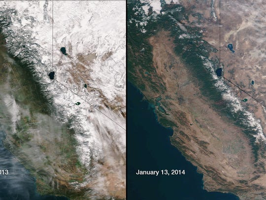 California governor declares drought emergency