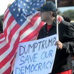 Gallery: Protesters march in Oxnard Friday
