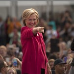 Boas: Hillary is lying. Thank goodness!