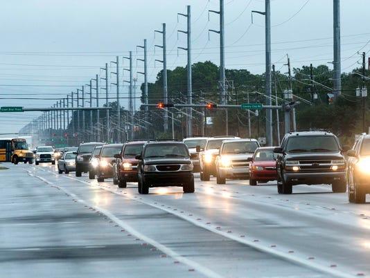Hwy 98 Traffic