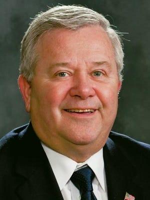 Bound Brook Mayor Robert Fazen