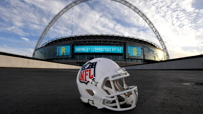 The NFL returns to Wembley Stadium in Week 4 with the Indianapolis Colts taking on the Jacksonville Jaguars.