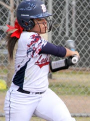 Freshman Lady Cat outfielder Mariah Trujillo was named First Team All-District 3-6A.