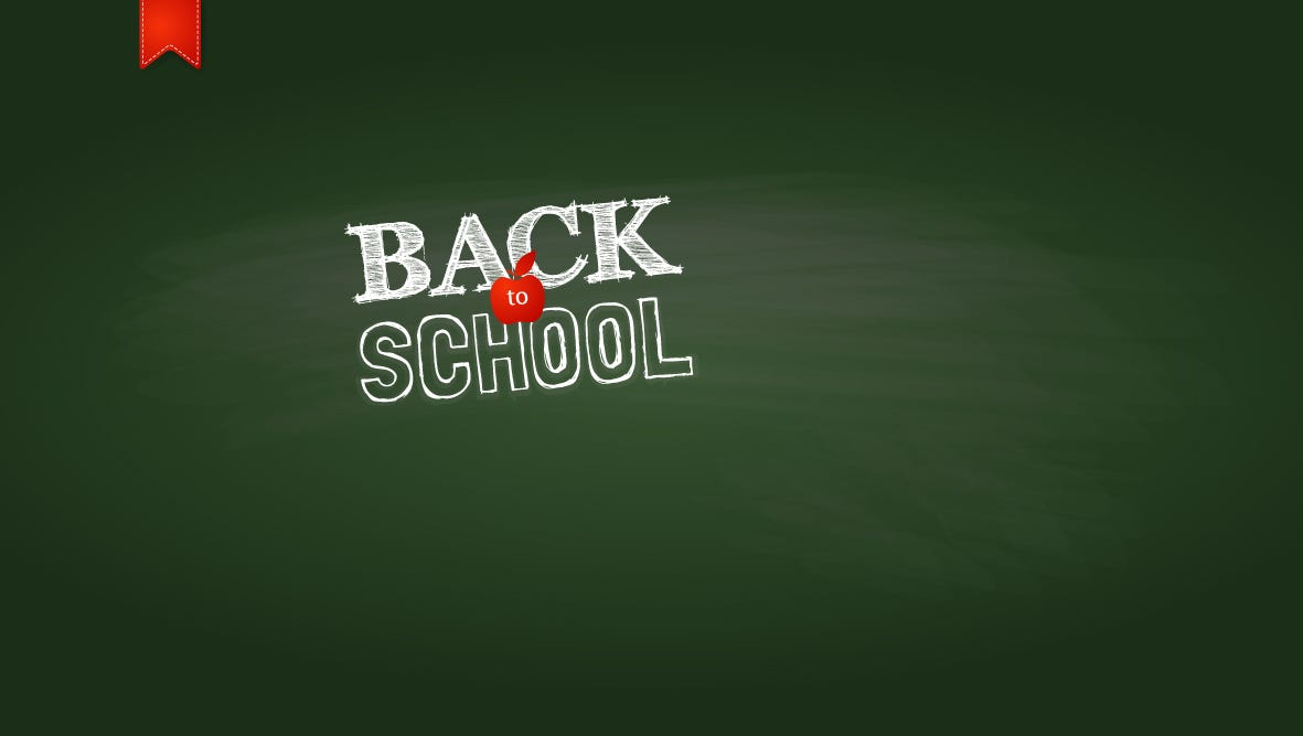 Enter to win Back to School gift cards