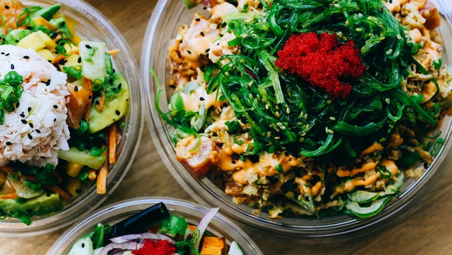 Fresh Fin Poke, a seafood-based restaurant, plans to open a third area location in The Corners of Brookfield this spring.