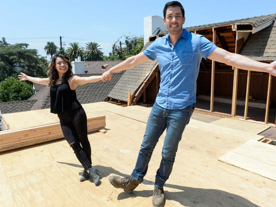 7/19/17 11:59:43 AM -- PROPERTY BROTHERS ---Los Angeles,