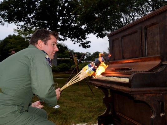 Piano burn 2