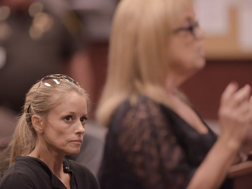 Nicole Curtis Listens To Her Mother Joan B