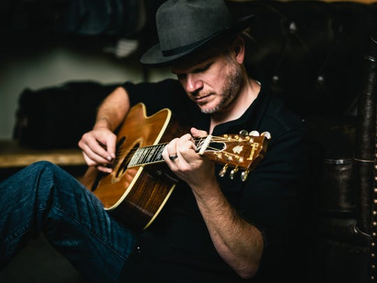 Country musician Jason Eady plays Club Metronome on