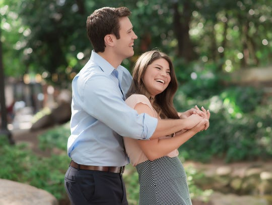 """Bringing Up Bates"" couple Bobby Smith and Tori Bates"