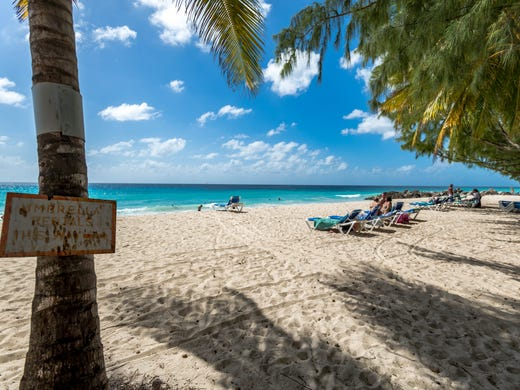 Divi Southwinds Beach Resort Barbados Unfolding Across
