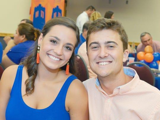 Bryan Schirard Memorial Scholarship recipient Allison
