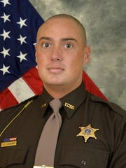 Eaton County Sheriff's Deputy Andrew Jenkins.