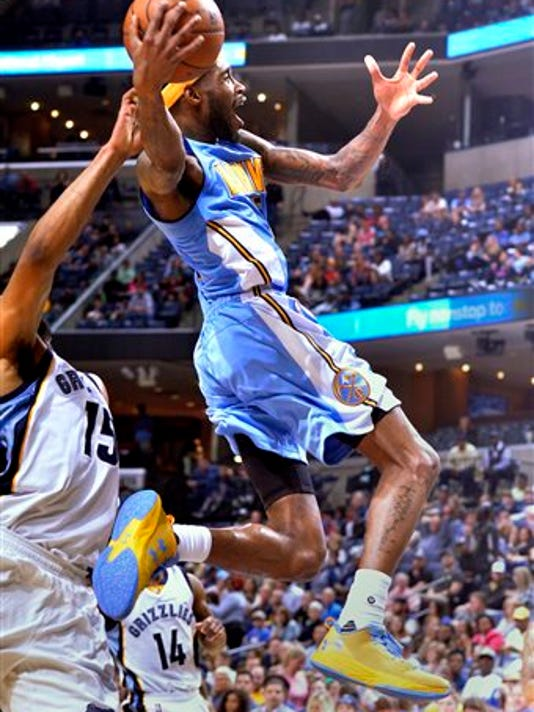 Will Barton, Vince Carter