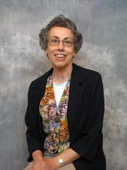 This 2015 photo provided by the School Sisters of St. Francis shows Sister Margaret Held. Sister Paula Merrill and Held, two nuns who worked as nurses and helped the poor in rural Mississippi, were found slain in their home and there were signs of a break-in and their vehicle was missing, officials said Thursday, Aug. 25, 2016. (Michael O'Loughlin/School Sisters of St. Francis via AP)