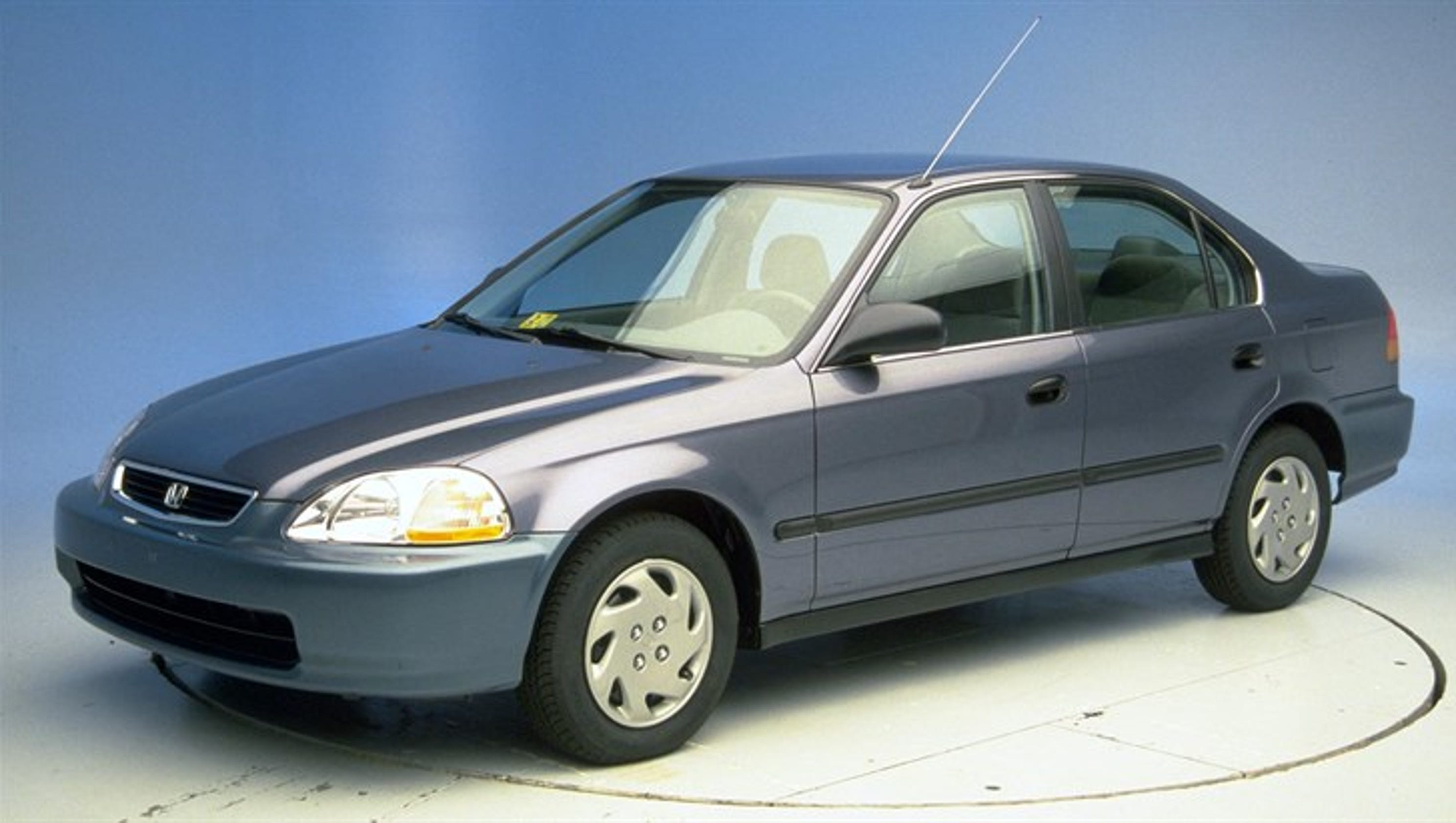 This '90s Honda Civic the most stolen car in Colorado