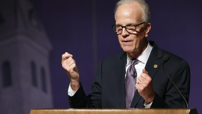 "U.S. Sen. Jerry Moran said in a statement Friday that election officials ""must make certain"" every vote is counted ""correctly"" in the presidential race."