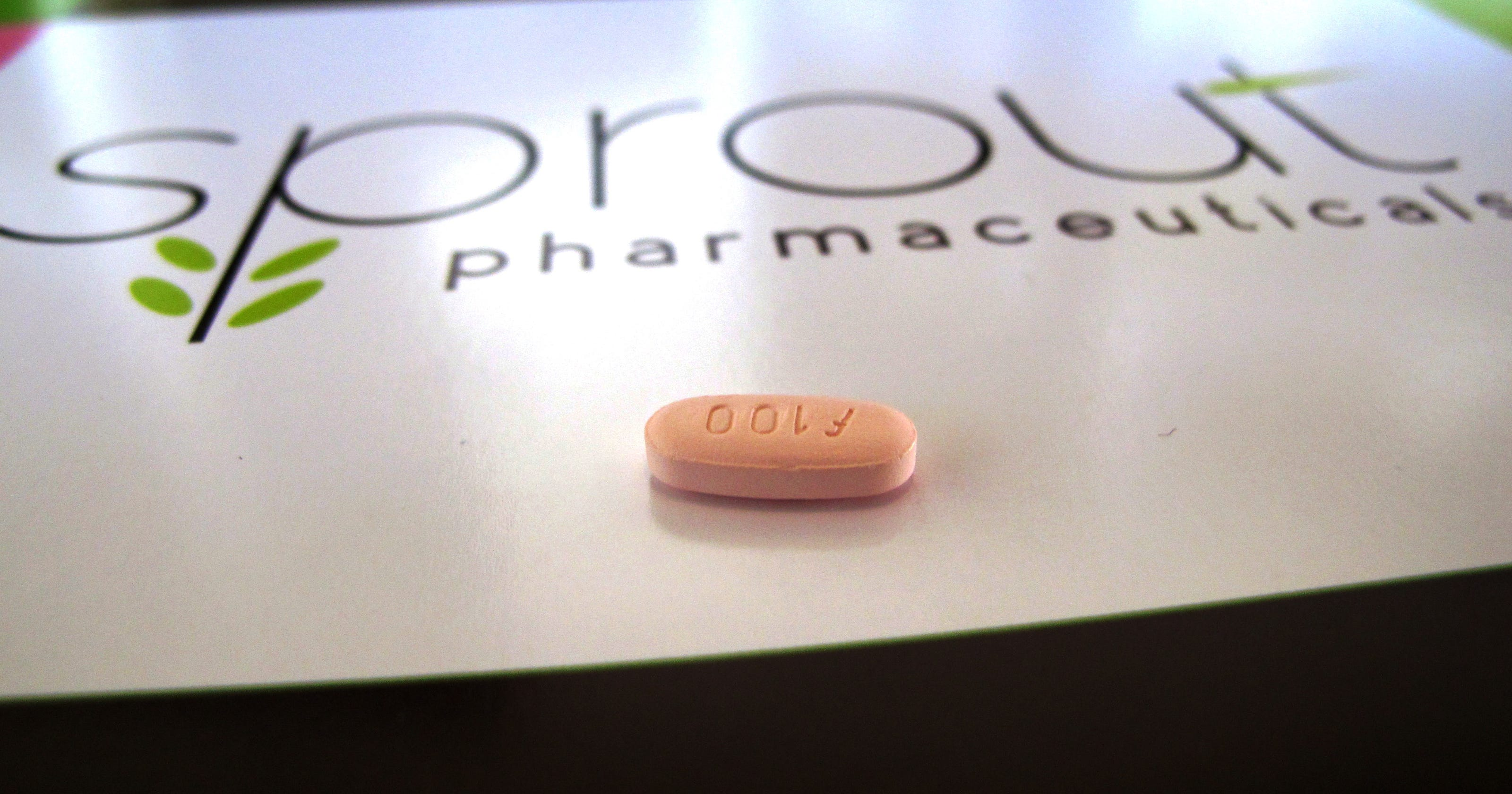 5 things to know about 'female Viagra'