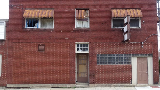 Formerly a bar called the Sundance Lounge, this building at 302-306 W. Center St. had more than $40,000 in back taxes owed on it as of May 1, 2018 year. It and the former diaper factory site on Joseph Street had the highest amounts of back taxes owed as of May 1.