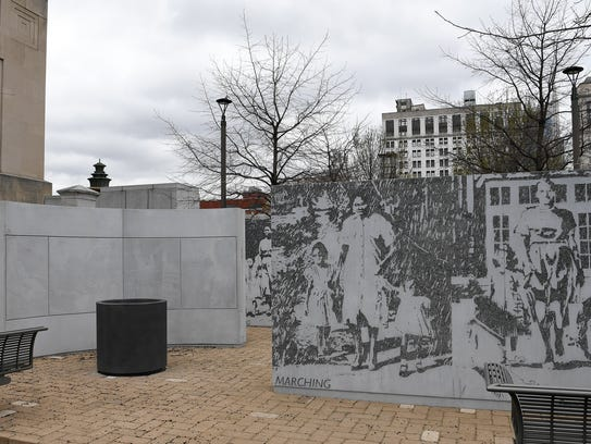 Witness Walls to become Nashville's first public art
