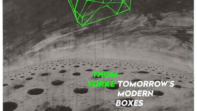 "Thom Yorke, ""Tomorrow's Modern Boxes"""