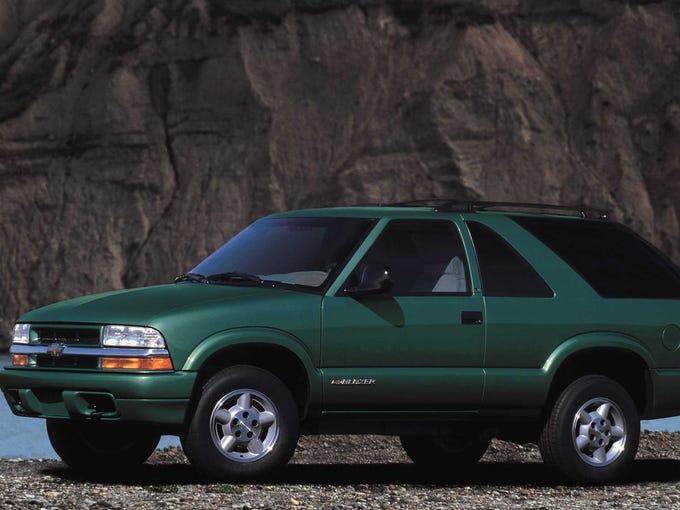 Chevroletblazer on 1993 Chevy Blazer 4x4 Full Size