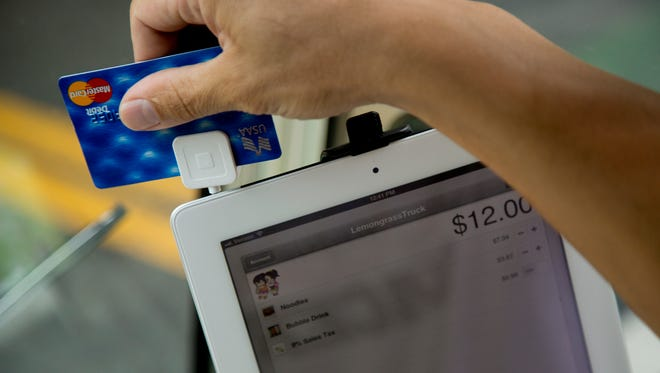 Fewer Gen Xers pay off credit cards as they use them to make ends meet, study suggests.