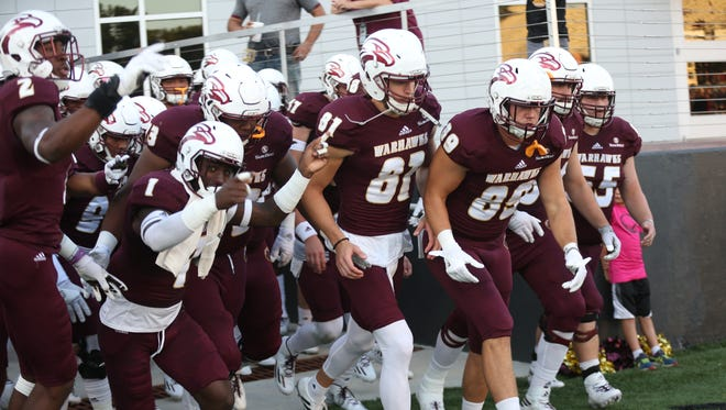 Many of ULM's seniors were starting high school the last time the Warhawks beat Arkansas State.