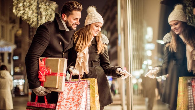 downtown Indianapolis is full of great shops to get the perfect gift for everyone on your list.