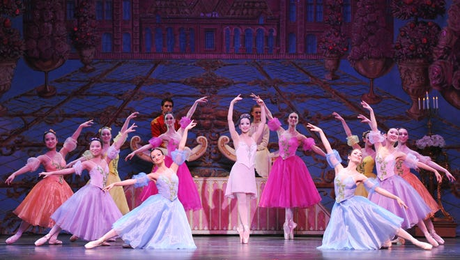 """The New Jersey Ballet's traditional staging of the holiday classic """"The Nutcracker"""" will come to BergenPAC in Englewood this weekend and to Mayo PAC in Morristown later this month.  The Morristown shows will feature live music by members of the New Jersey Symphony Orchestra."""