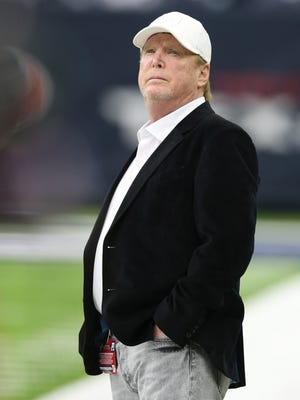 Like his father Al did in 1982, Raiders owner Mark Davis is leaving Oakland after 22 years.