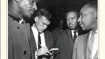 """The Race Beat""is a book by Hank Klibanoff and Gene Roberts that tells the stories of Claude Sitton, Bill Minor, Simeon Booker and so many other reporters that covered the civil rights movement."