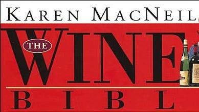 """The Wine Bible"" by Karen MacNeil."