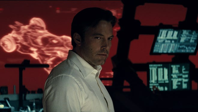 "Ben Affleck is the latest Bruce Wayne in ""Batman v Superman: Dawn of Justice."""