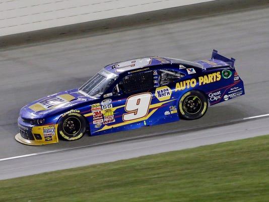 NASCAR Nationwide Auto Racing
