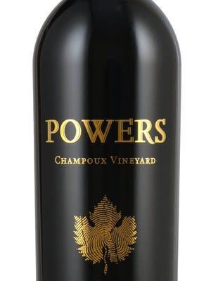 2012 Powers Reserve Champoux Vineyards cabernet sauvignon, $33.
