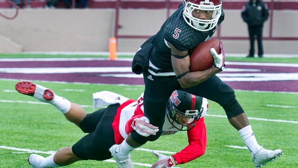 New Mexico State was picked to finish ninth in the