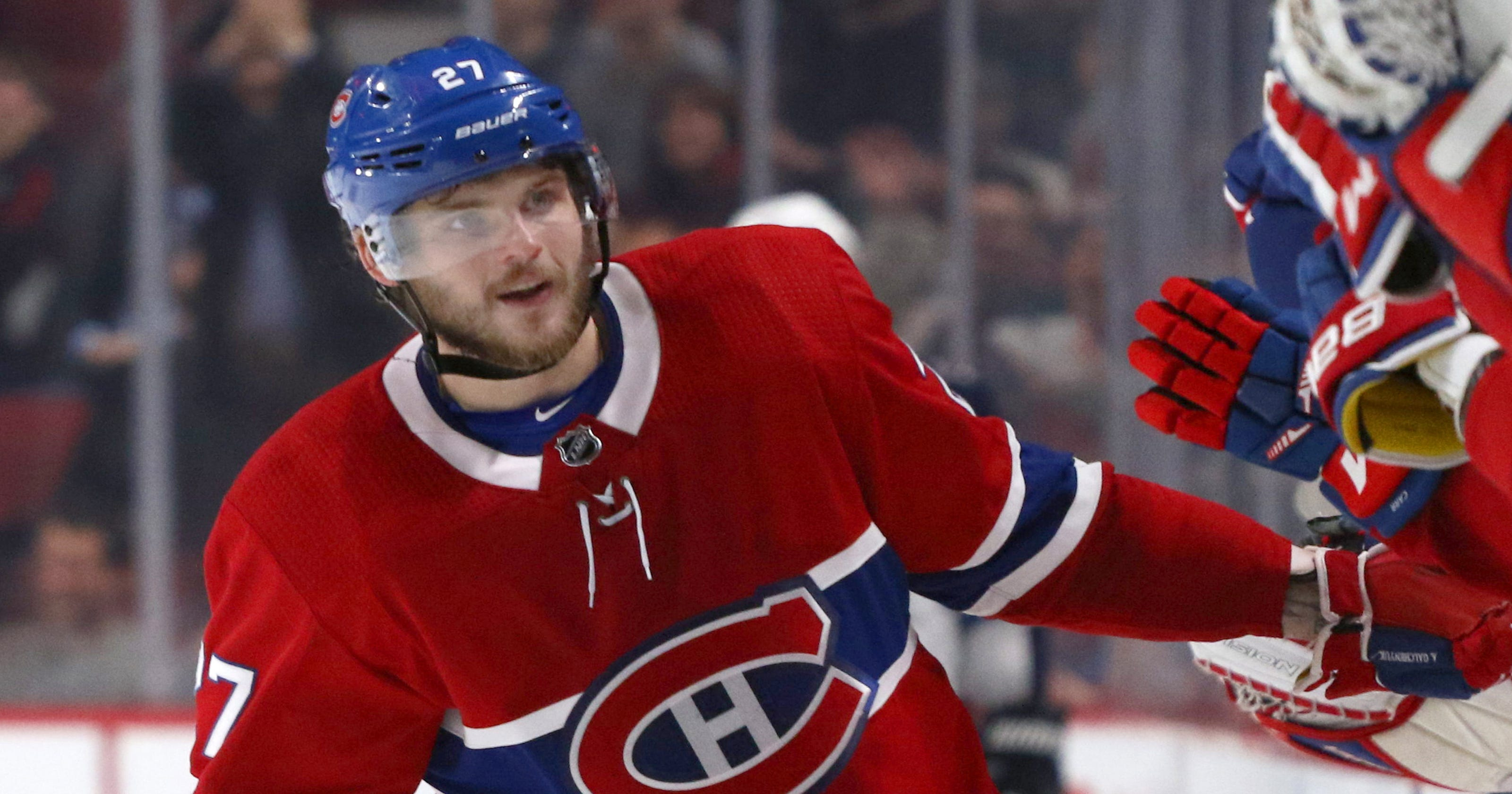 48abe6bf4 Alex Galchenyuk traded by Canadiens to Coyotes for Max Domi