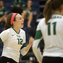 All-State middle hitter Clare Honan returns to lead Wauwatosa West's girls volleyball team.