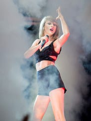 Taylor Swift is among the artists who could have a