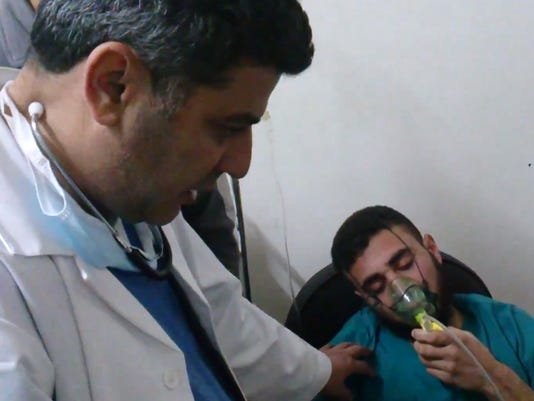 AP Mideast Syria Chemical Weapons_001