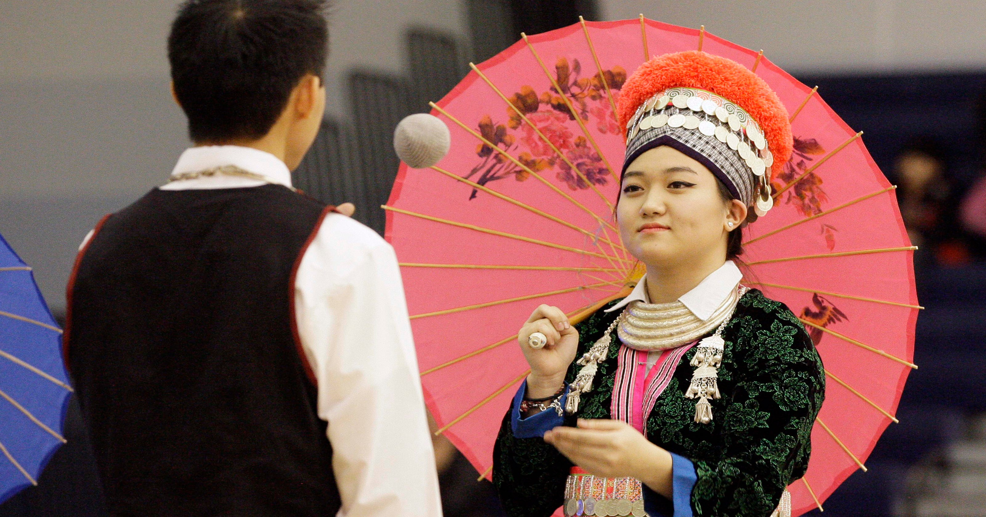 Hmong community celebrates the Hmong New Year in Sheboygan