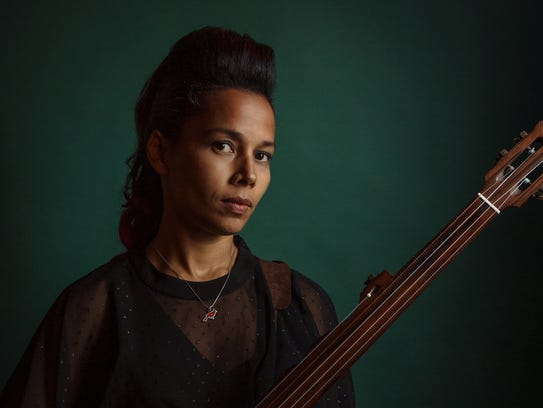 Rhiannon Giddens closes out this year's Burlington