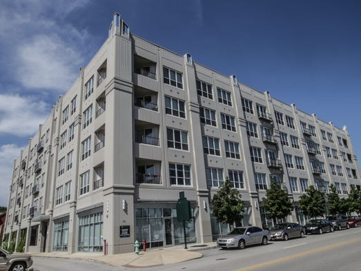 Located just three blocks from Mass Ave., The Maxwell offers 105 units for downtown living. The complex was originally built as a condominium community.