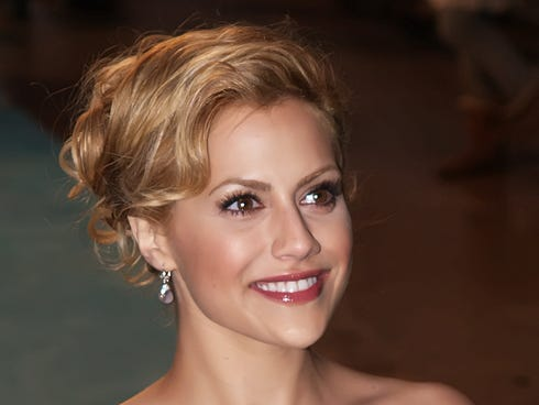 Brittany Murphy in a 2006 file photo.