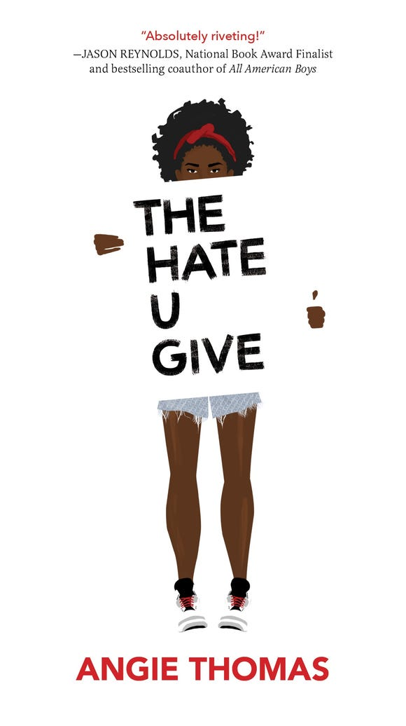 "Angie Thomas' acclaimed young adult novel ""The Hate"