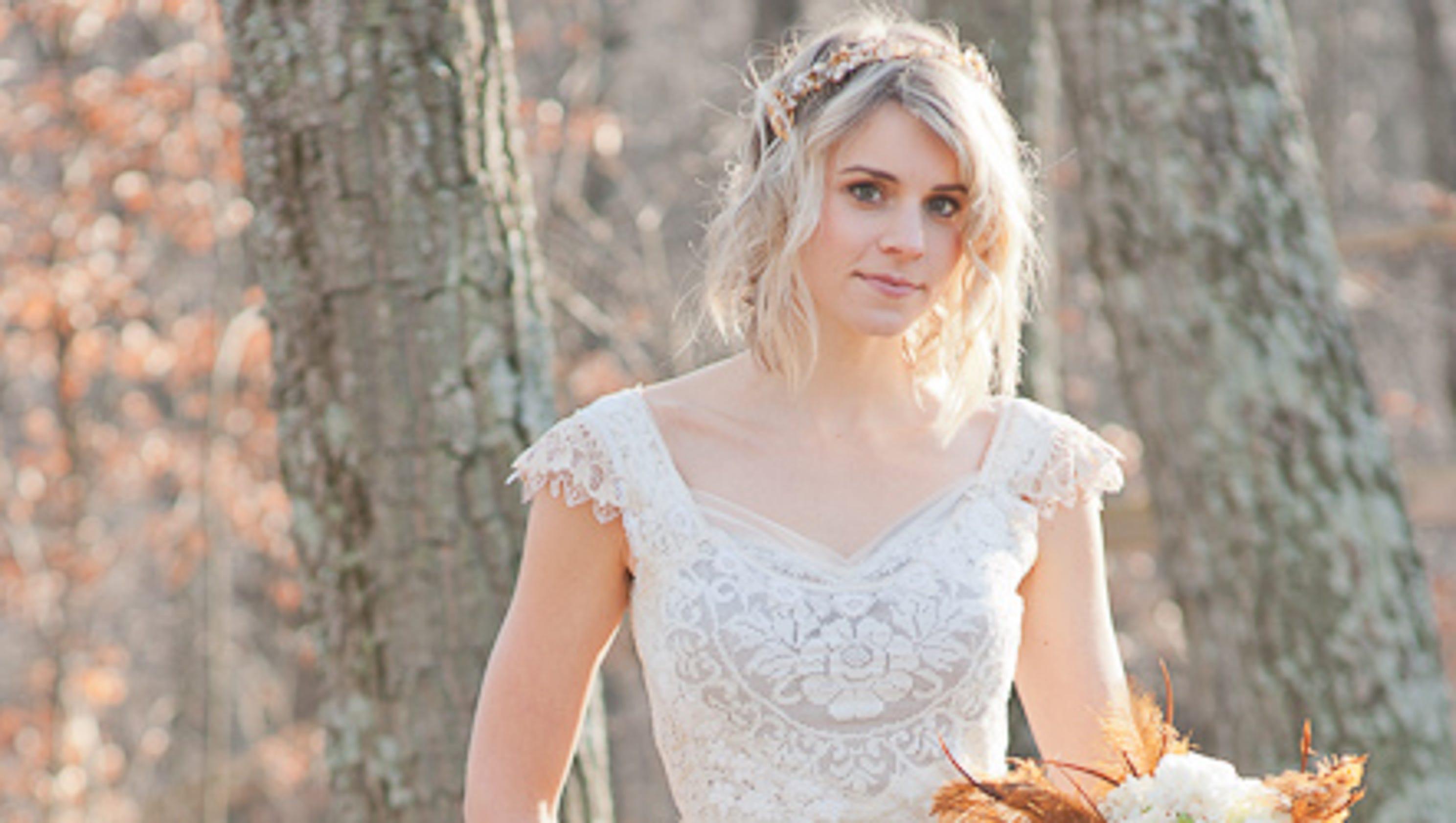 Q&A with Indianapolis wedding dress designer Beth Bennett