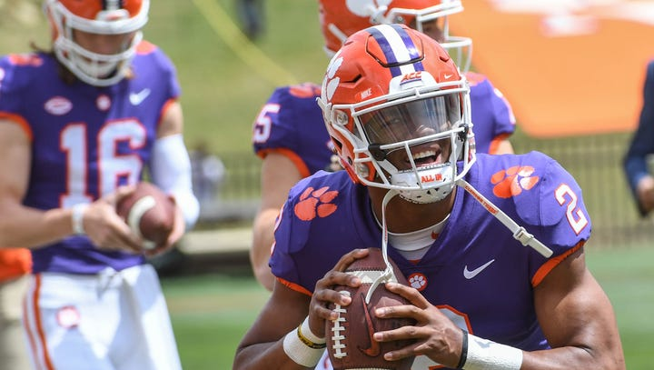 Five reasons why Kelly Bryant will be Clemson's starting quarterback this season
