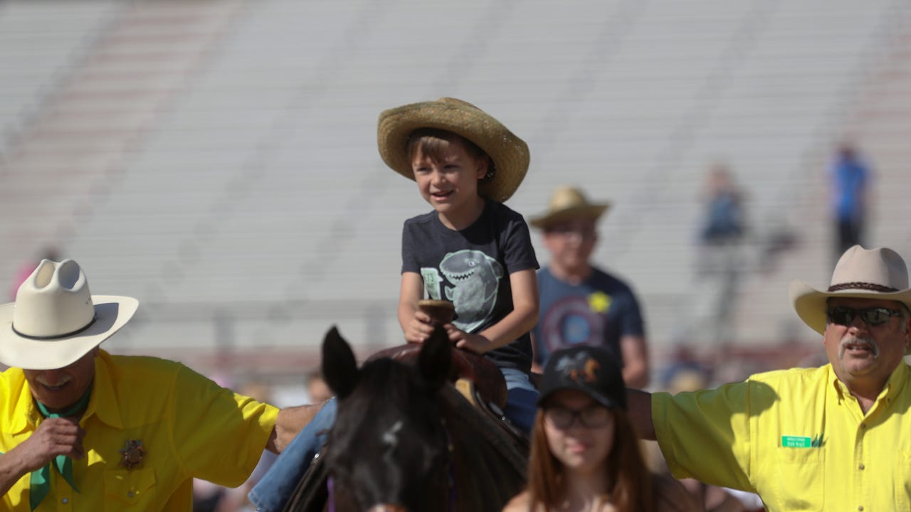 Special Kids Rodeo Day