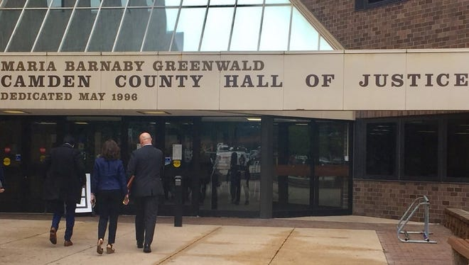 A Camden County grand jury has voted not to indict a Merchantville police officer who shot at a motorist.